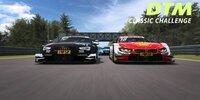 Live: DTM E-Sport-Classic - 2013er-Autos