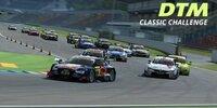 Live: DTM E-Sport-Classic - 2014er-Autos