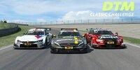 Live: DTM E-Sport Classic - Nordschleife