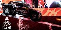 Livestream Rallye Dakar 2021: Offizieller Start