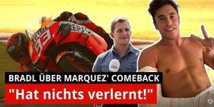 Marc Marquez' Comeback: Wie erfolgreich wird's?