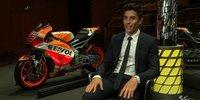 Marc Marquez: Das Weltmeister-Interview!