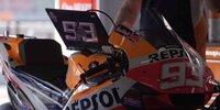 Marc und Alex Marquez: Erster MotoGP-Testtag in Sepang