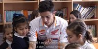 Marquez und Pedrosa als Mathe-Lehrer