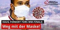 Maske weg: Norbert Haug will Emotionen sehen!