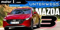 Mazda3 (2019) im Test: Quicklebendig!