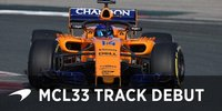 McLaren MCL 33 Roll-out: Die Highlights