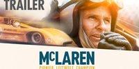 McLaren: Neuer Filmtrailer (deutsch)