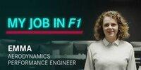 Mein Job in der Formel 1: Emma   Aero Performance Engineer