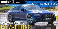 Mercedes-AMG GT 63S 4-Türer im Test