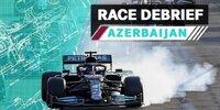 Mercedes: Darum war Valtteri Bottas in Baku so langsam