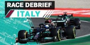 Mercedes gibt Entwarnung: Hamilton geht es gut!