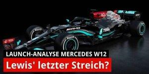 Mercedes-Launch: Hat Hamilton überhaupt noch Bock?