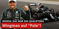 Mercedes plant Teamorder, Bottas auf Freitagspole!