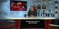 Michael Schumacher wird 50