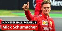 Mick Schumacher: F1-Generalprobe am Nürburgring