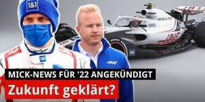 Mick Schumacher: Zukunft schon geklärt?