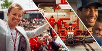 Mit Nico Rosberg hinter den Kulissen in Schanghai