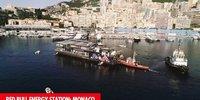 Monaco-GP: So entsteht die Red-Bull-Energy-Station
