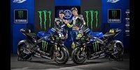 MotoGP 2019: Rossi & Vinales enthüllen die neue M1