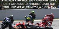 MotoGP-Jahresrückblick 2019 - Teil 1/2