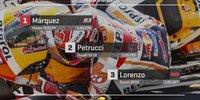 MotoGP Sachsenring: Die Startaufstellung