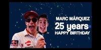 MotoGP-Weltmeister Marc Marquez wird 25!