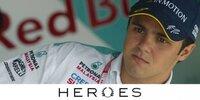 Motorsport Heroes:  Vorstellung Felipe Massa