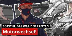 Motorwechsel: Verstappen vs. Mercedes chancenlos?