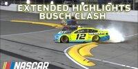 NASCAR 2021: Busch Clash auf Daytona-Rundkurs