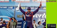NASCAR Loudon: Rennhighlights
