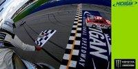 NASCAR Michigan: Rennhighlights