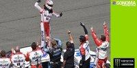 NASCAR Sonoma: Rennhighlights