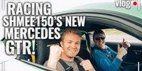 Nico Rosberg Vlog: Spaß im Mercedes AMG GT R