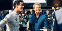 Nico Rosbergs Vlog: Besuch bei der Formel E