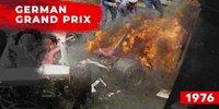 Niki Laudas Feuerunfall auf der Nordschleife 1976