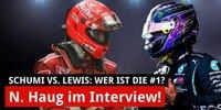 Norbert Haug: So vergleicht er Schumacher & Hamilton