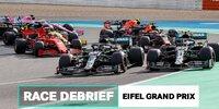 Nürburgring: DAS war für Mercedes noch nie wichtig