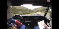 Onboard im Opel Manta 400 von Ari Vatanen
