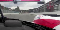 Onboard Mike Conway: Beinahe-Rekord in Spa!