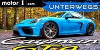 Porsche 718 Cayman GT4: Bester Sportwagen ever?