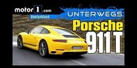 Porsche 911 Carrera T 2019 im Test