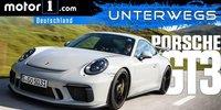 Porsche 911 GT3 2017 im Test