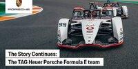 Porsche vor dem Start in die Formel-E-WM 2021