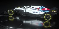 Präsentation des Williams FW41