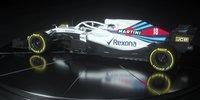 Präsentation des Williams FW41