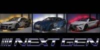 Präsentation: Gen7-Autos für die NASCAR-Ära ab 2022