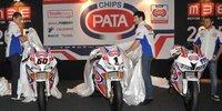 Präsentation Pata-Honda 2015