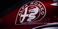Präsentation Sauber C37: Neue Ära mit Alfa Romeo