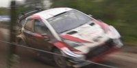 Rallye Argentinien: Toyota legt das Tempo vor